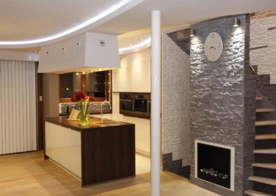 Interieurafwerking keuken